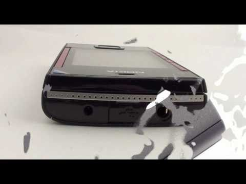 Nokia X3-00 - видео обзор nokia x3 от Video-shoper.ru