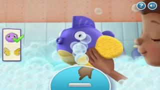 Doc McStuffins Full Game Episode of Bathtime - Complete Walkthrough - HD 1080p English
