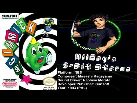 Mr. Gimmick (NES - PAL) Soundtrack - 8BitStereo