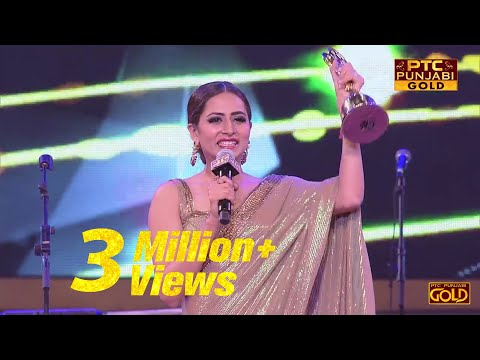 Best Actress | Sargun Mehta | Love Punjab | PTC Punjabi Film Awards 2017