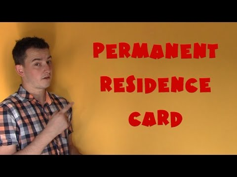 United Kingdom #5 - Permanent Residence Card (NAPISY PL)