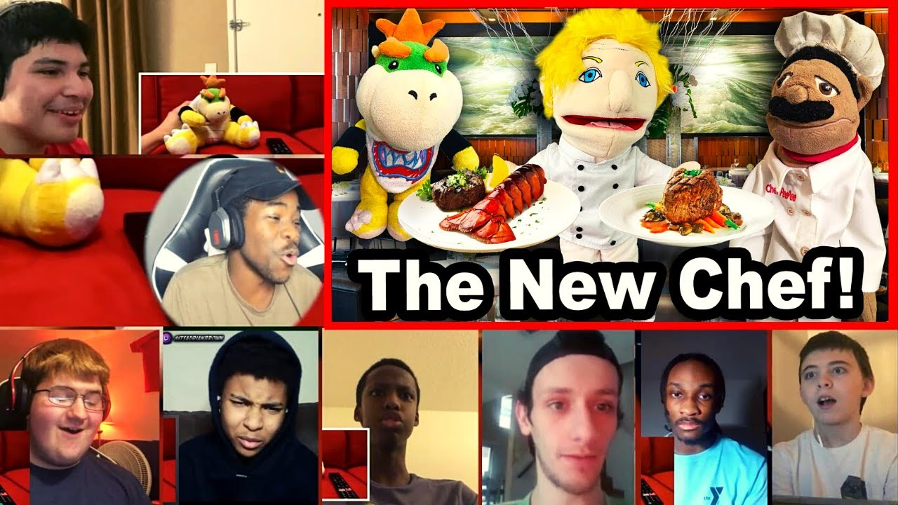 Download SML Movie: The New Chef Reactions Mashup