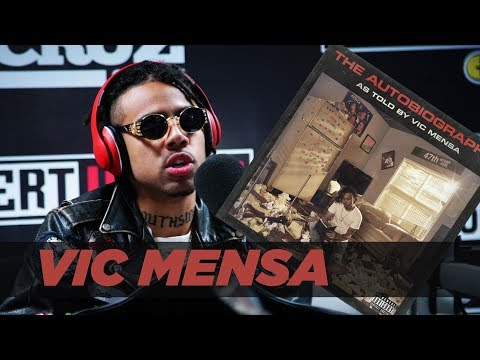 Vic Mensa Explains Hidden Meanings In 'The Autobiography' Album Cover Art
