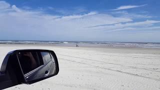Driving along the Atlantic - Florida