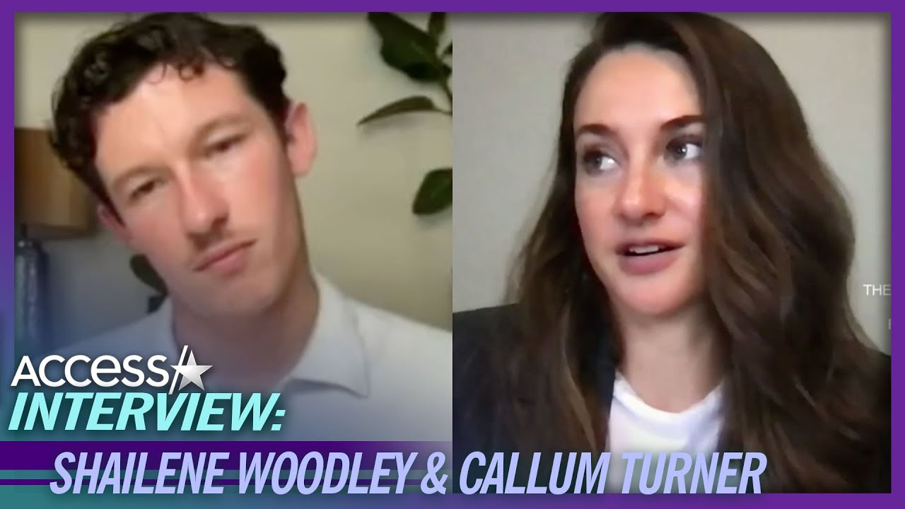 Shailene Woodley On 'Last Letter From Your Lover' Love Story