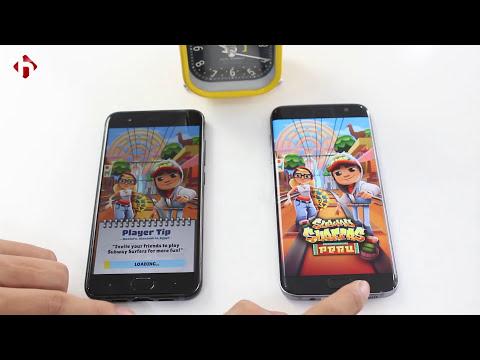 So Sánh hiệu năng Xiaomi Mi6 và Samsung Galaxy S7 Edge | HungMobile