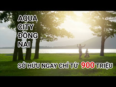 ✅【𝗔𝗤𝗨𝗔 𝗖𝗜𝗧𝗬 𝗗𝗢𝗡𝗚 𝗡𝗔𝗜】Chỉ từ 900 triệu sở hữu nhà phố đẳng cấp Aqua City NovaWorld.VIP