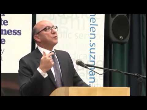 Former Finance Minister Trevor Manuel on Labour Law