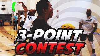 LOL! IRL 3-Point Contest vs iShootEveryone | IRL Basketball Ain't It Chief... | iPodKingCarter