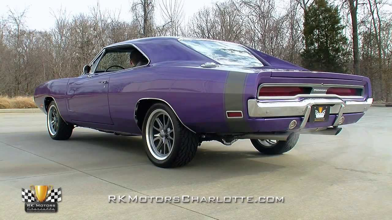 134682 1970 Dodge Charger R T Youtube