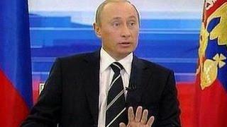 Этот прикол Путина ВЗОРВАЛ весь Интернет! Путин на свадьбе поздравления по скайпу