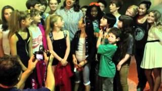 BILLY ELLIOT VOICE LESON MIRANDA SINGS
