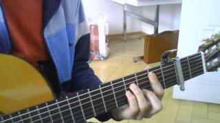 badfinger - carry on till tomorrow guitar cover