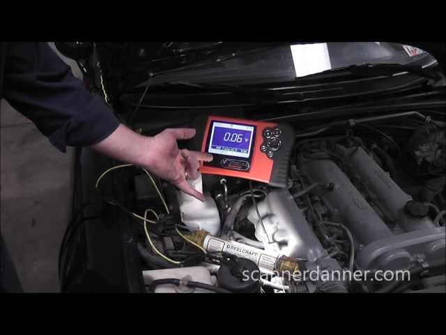 How to test an Alternator (not charging from a blown fuse) - Mazda