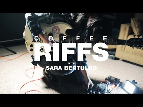 Coffee and Riffs, Party Sixty Five (Sara Bertuldo - See Through Dresses)