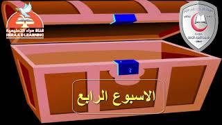 04-صندوق المتفوقين-الحلقة الرابعة #الثالث_الابتدائى #قناة_حراء_التعليمية