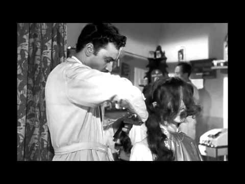 Эпизод в парикмахерской в Римских каникулах