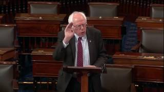 4-4-17 Bernie Sanders opposes nomination of Judge Gorsuch