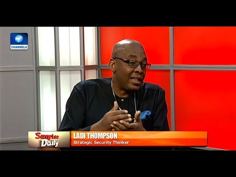 Download Youtube: Herdsmen Attacks Caused By Supremacist Ideology Masked In Theology - Thompson |Sunrise Daily|