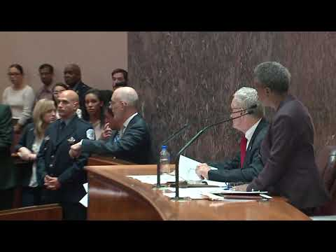 Mayor Lightfoot Shuts Down Alderman Burke During City Council Meeting