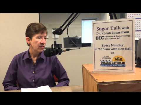 DEC Sugar Talk: Diabetes and the Autonomic Nervous System