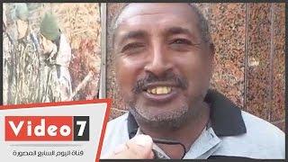 بالفيديو..مواطن لمحافظ أسوان: