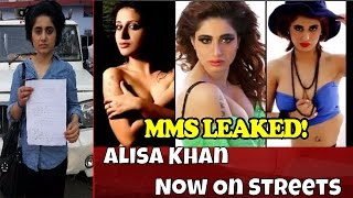 Alisa Khan Nude MMS Leaked Involves Ex- Boyfriend | Gets Kicked Out Of Home