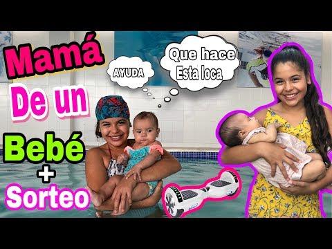24 Horas Siendo Mamá De Un Bebé