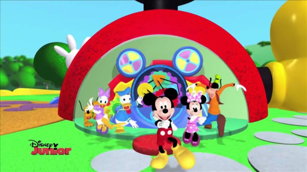 La casa di topolino tic tac ballettopolo youtube