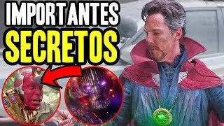 ERROR de THANOS que costará caro en Avengers 4! Strange vive y Visión clave!