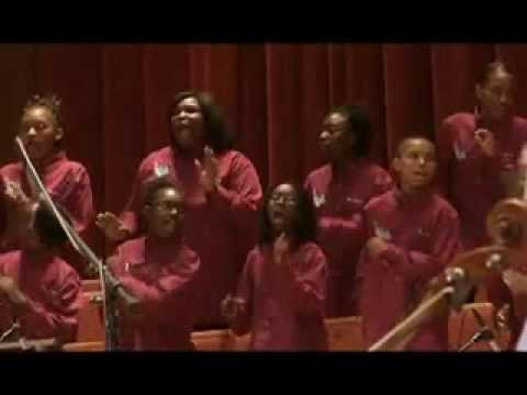 Soul Children of Chicago - Siya Hamba  (Marching in the Light of God)