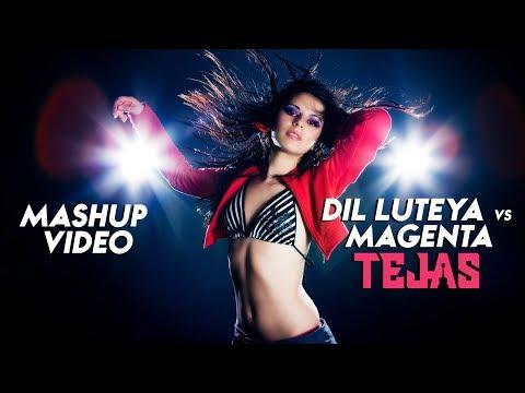 Dil Luteya Vs Magenta (Mashup) - DJ Tejas | Punjabi | Viral Song | Jazzy B