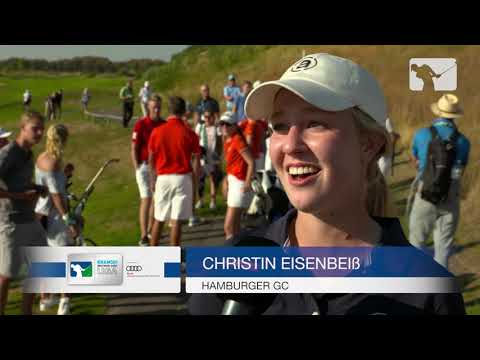 Final Four 2018 der KRAMSKI Deutsche Golf Liga (DGL) presented by Audi