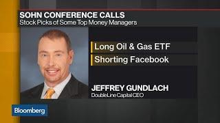 Sohn Conference Sees Gundlach Wanting to Short Facebook