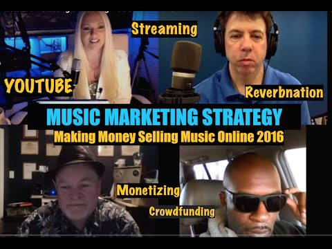Making Money As An indie Artist Panel Discussion on Music Marketing