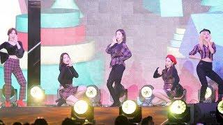 181006 레드벨벳(Red Velvet) Full ver. (Power Up + Bad Boy + 빨간맛) [강남페스티벌] 4K 직캠 by 비몽
