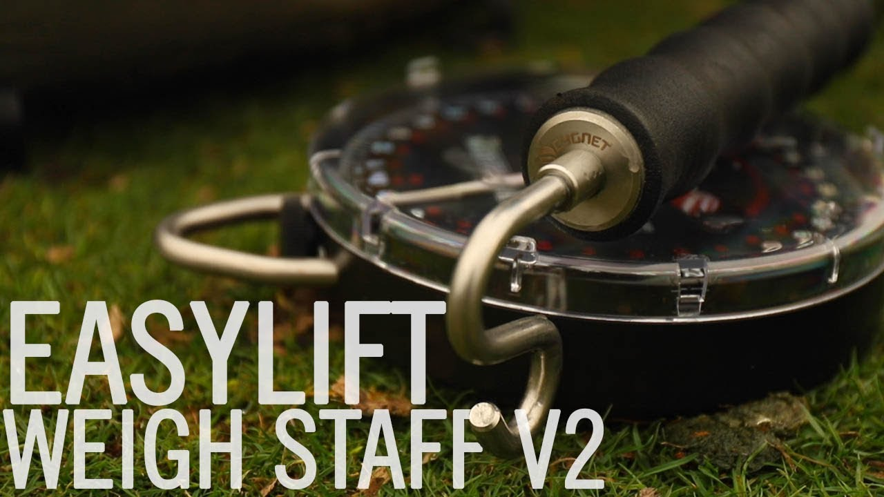 Cygnet Tackle Easylift Weigh Bar