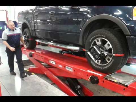 Vehicle Alignments