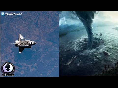 """Bermuda Triangle"" Of Space Creating Portals Over Earth? 1 ..."