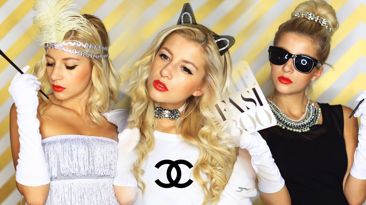 Fashion inspired costumes diy youtube solutioingenieria Gallery
