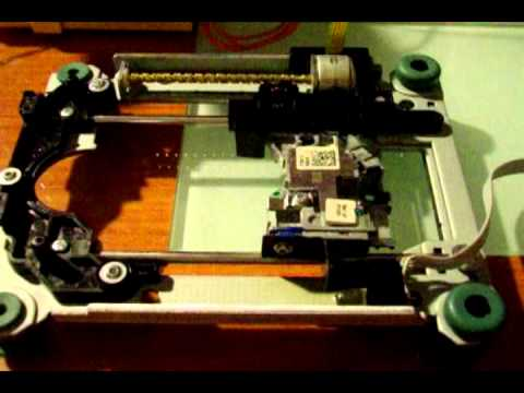Cd Rom Stepper Motor Hack With Floppy Drive Controller