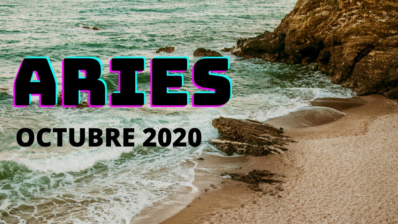 ARIES Aliados,atraccion amorosa OCTUBRE 2020(Amor y trabajo)
