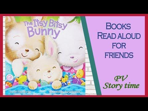 THE ITSY BITSY BUNNY By Jeffrey Burton And Sanja Rescek - Children's Books