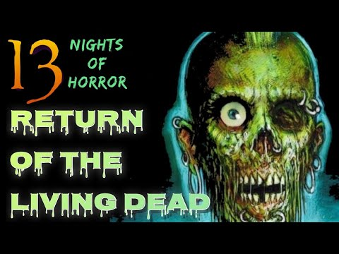 #13NOH NIGHT 6 - SURFIN' DEAD | THE CRAMPS | RETURN OF THE LIVING DEAD
