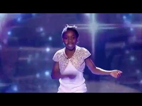 Natalie Okri - Superstar (Jamelia) - Semi Final Britain's Got Talent