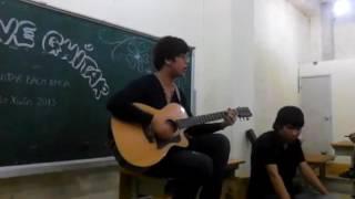Em về tinh khôi- Tiến Nguyễn Giao lưu với CLB Guitar Bắc Khoa Hà Nội ngày 13.2.2013
