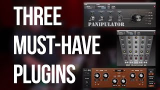 Video 3 Must-Have Plugins - Into The Lair #113 download MP3, 3GP, MP4, WEBM, AVI, FLV April 2018