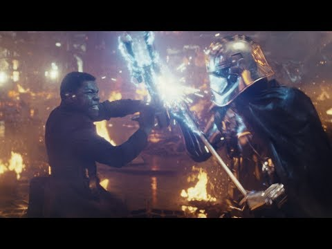 Star Wars The Last Jedi BONUS BLU-RAY Teaser Clips