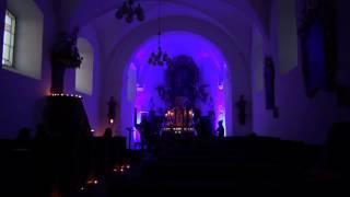 Noc kostelů 2015 - Hřbitovní kostel Nejsvětější Trojice v Třebíči
