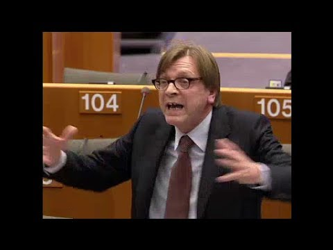 Verhofstadt & Van Rompuy Try To Dump Greek Debt on UK & Others - Enjoy The Backlash 24.02.2010